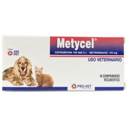 Metycel Comprimidos Medicamentos