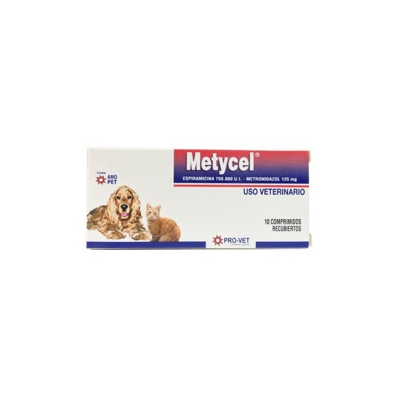 Metycel Comprimidos