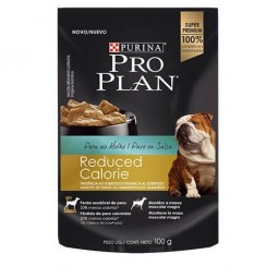 ProPlan Pouch Pavo Reduced Calorie 100g ALIMENTO PARA PERROS