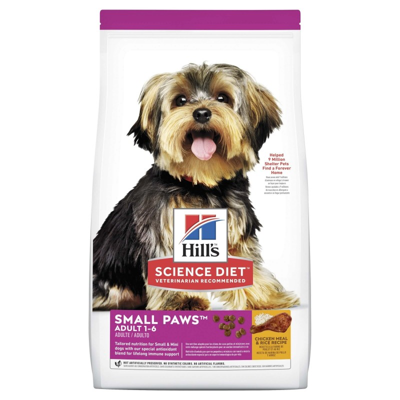 Hills Adult Small Paws 2,04kg