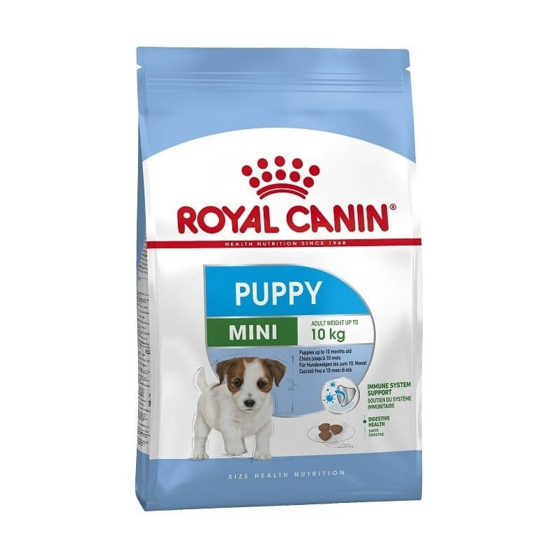 Royal Canin Puppy Mini 2,5kg ALIMENTO PARA PERROS