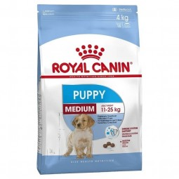 Royal Canin Puppy Medium 15kg ALIMENTO PARA PERROS