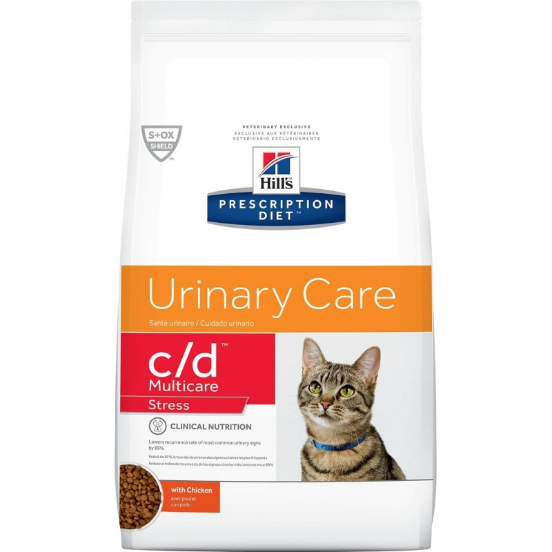 Hills c/d Multicare Urinary Stress 1,81kg