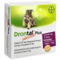 Drontal Plus 10kg (2 comprimidos) Antiparasitarios internos