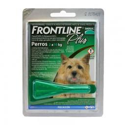 Frontline Plus 2-10kg Antiparasitarios