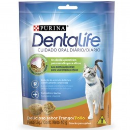 Purina DentaLife Gatos Snack y Premios