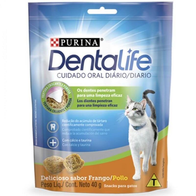 Purina DentaLife Gatos Snack y Premios