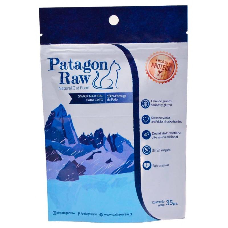 Patagon Raw Felino Pechuga de Pollo 35g