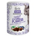 Brit Care Cat Snack Superfruits Kitten 100g Snack y Premios