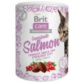 Brit Care Cat Snack Superfruits Salmon 100g Snack y Premios