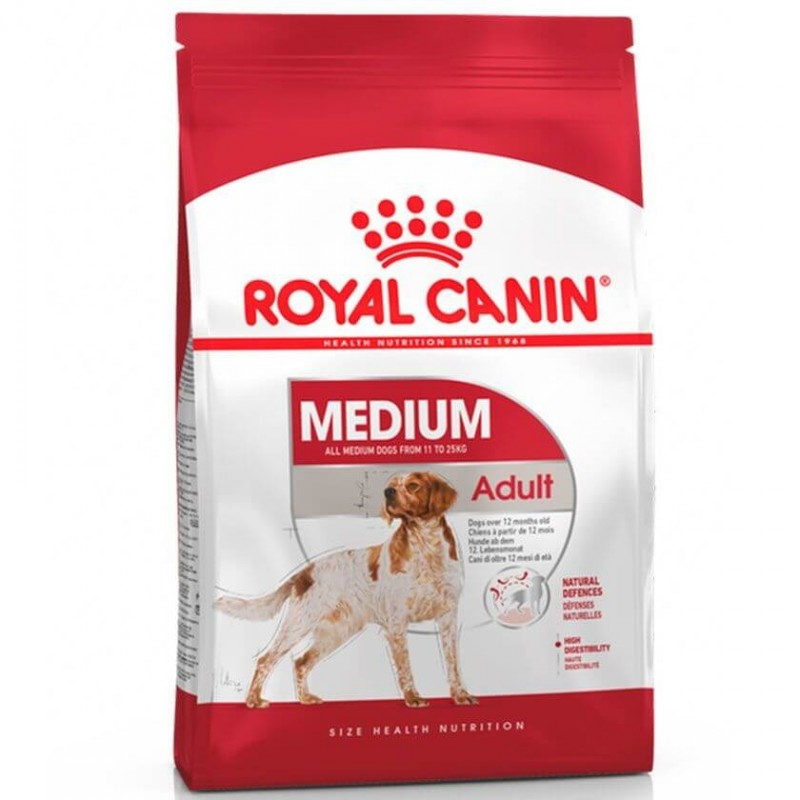 Royal Canin Medium Adulto 2,5kg