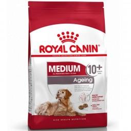 Royal Canin Medium Ageing 10+ 15kg ALIMENTO PARA PERROS