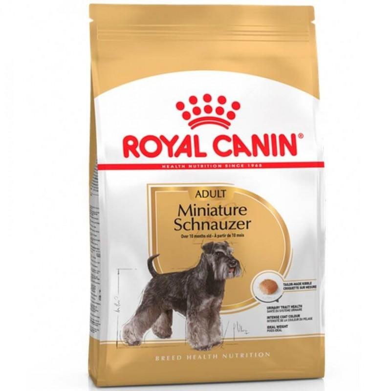 Royal Canin Schnauzer 2,5kg ALIMENTO PARA PERROS