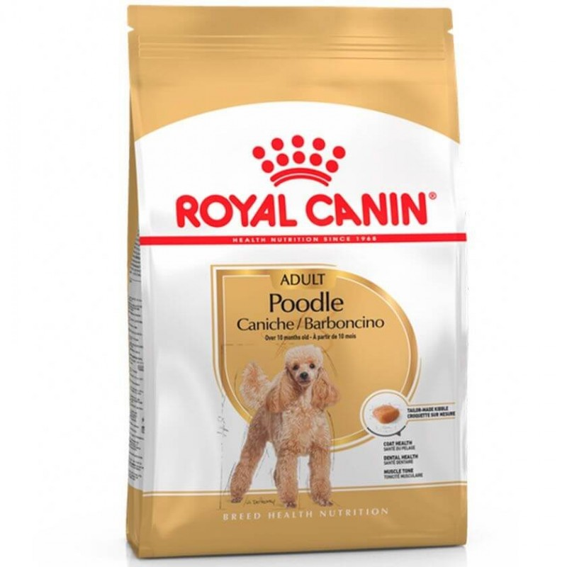 Royal Canin Poodle Adulto 2,5kg