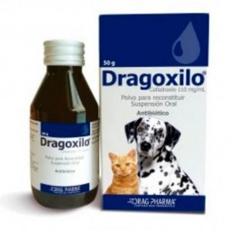 Dragoxilo Jarabe Suspension Oral 50g Medicamentos