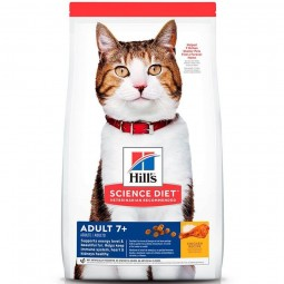 Hills Felino Adult 7+ 1,8kg ALIMENTO PARA GATOS