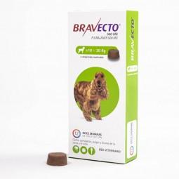 Bravecto 10-20kg Antiparasitarios
