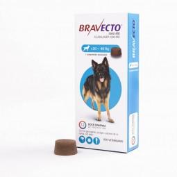 Bravecto 20-40kg Antiparasitarios
