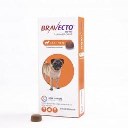 Bravecto 4,5-10kg Antiparasitarios
