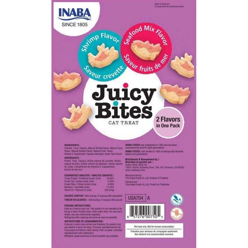 Inaba Juicy Bites de Camaron y Mariscos