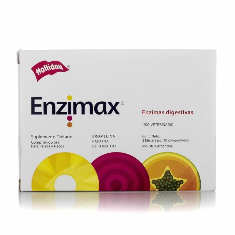 Enzimax - 20 comprimidos