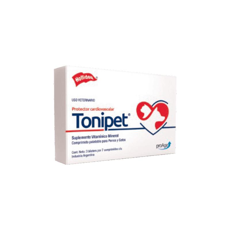 Tonipet - 21 Comprimidos