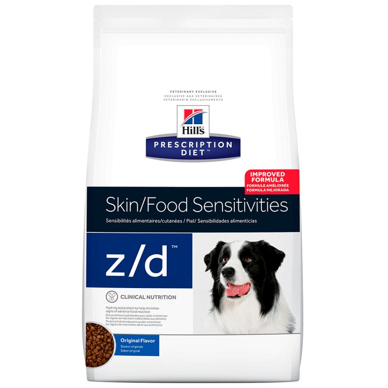 Hills z/d Skin Food Sensitivities 3,63kg