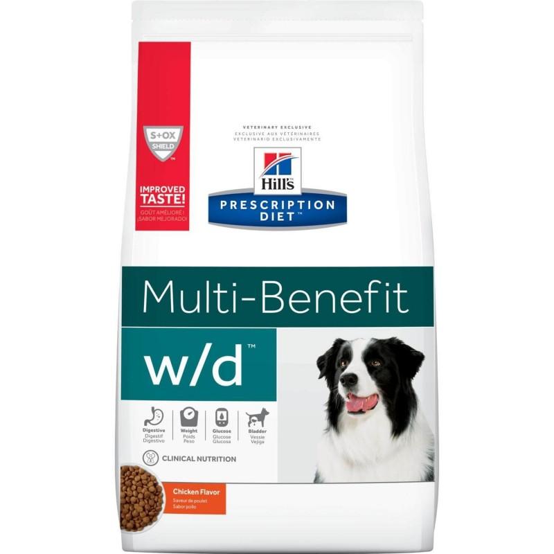Hills w/d Multi-Benefit 7,98Kg