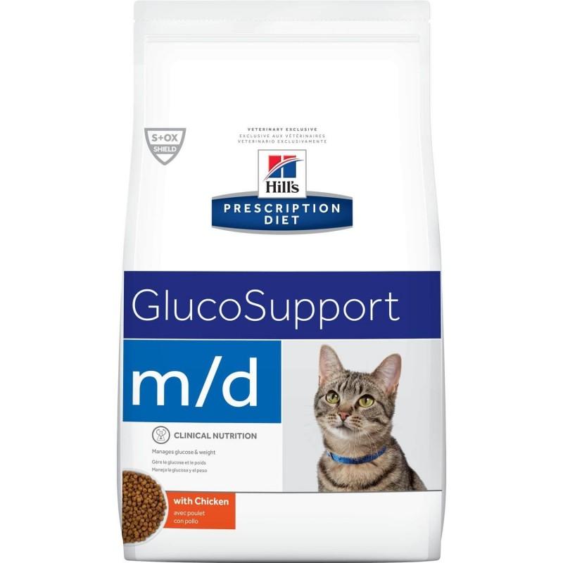 Hills m/d GlucoSupport Felino 1,81kg