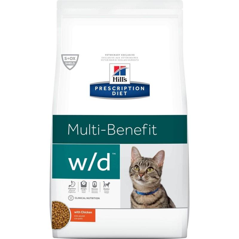 Hills w/d Multi-Benefit Felino 1,81kg