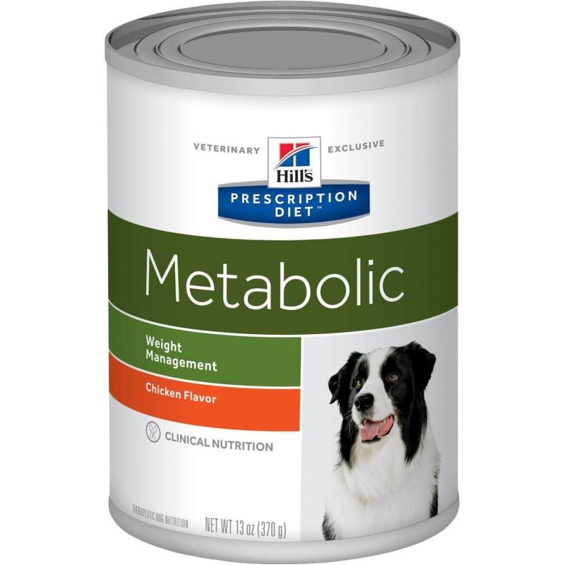 Hills Lata Metabolic canino