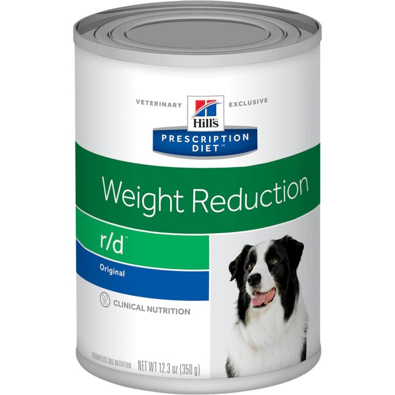 Hills Lata r/d Weight Reduction canino