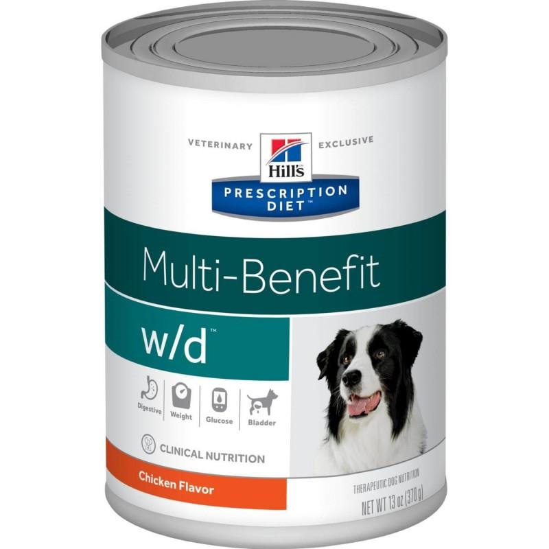 Hills Lata w/d Multi-Benefit canino