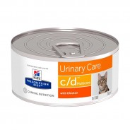 Hills Lata c/d Urinary Care felino