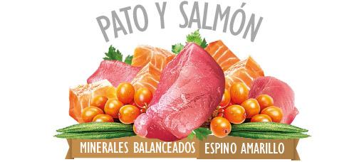 Cocco Pato y Salmon